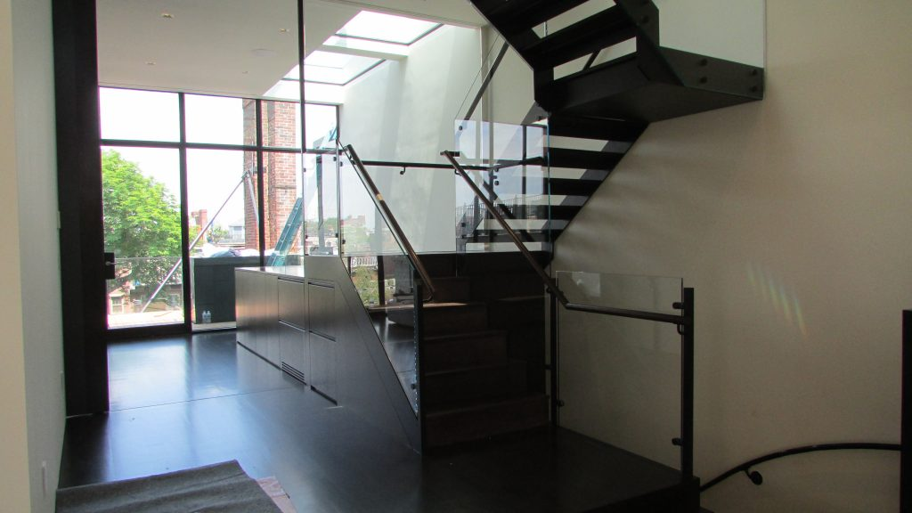 boston-condo-staircase