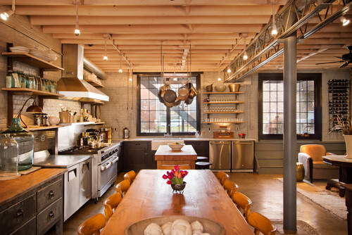 Commercial Kitchen Designs For Chefs At Home